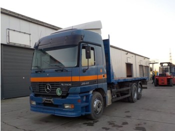 Mercedes-Benz Actros 2540 (BIG AXLE / 6X2) - Plateau LKW