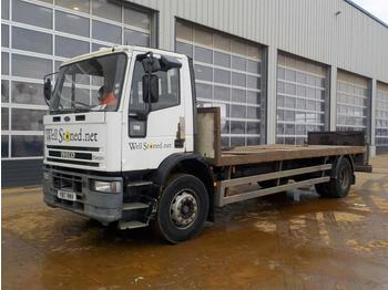 2001 Iveco Ford - Pritsche LKW