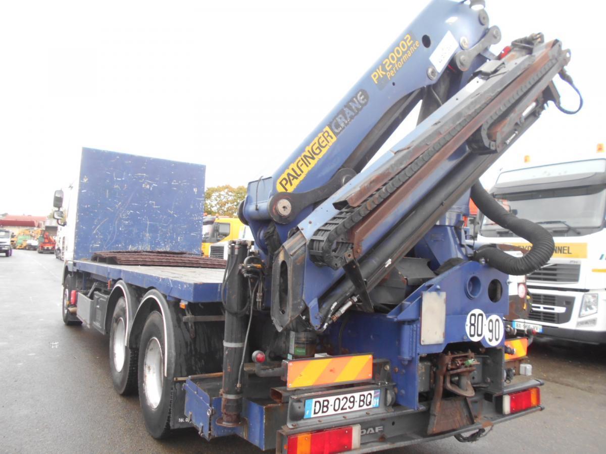 Pritsche LKW DAF XF105 410