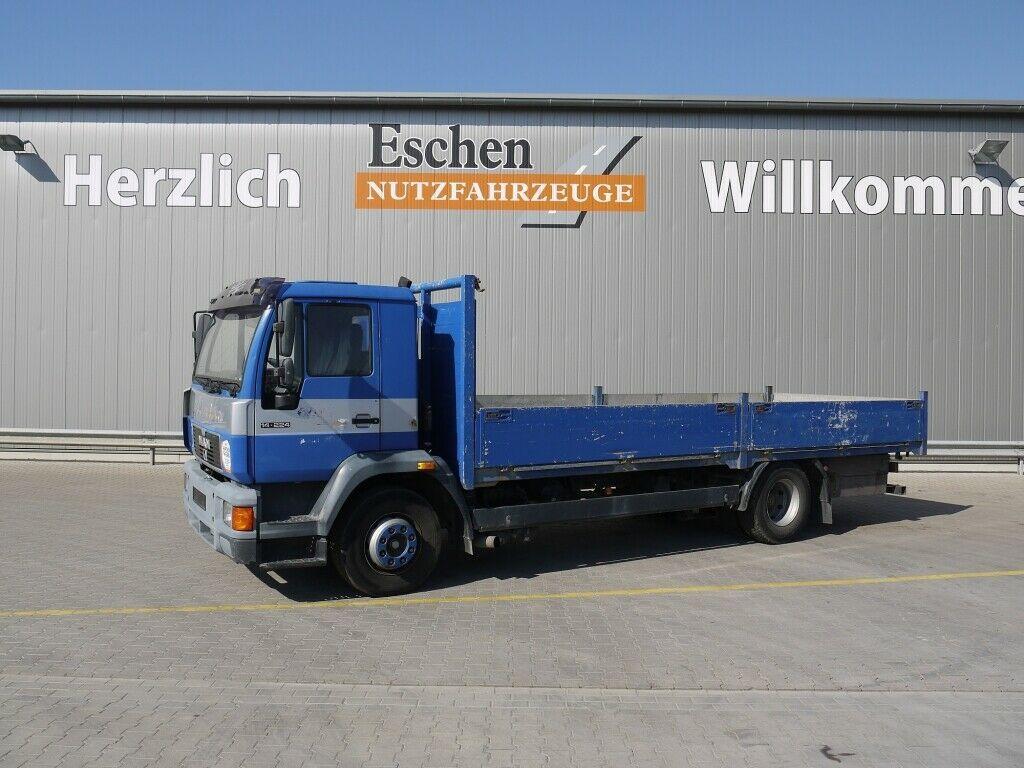 Pritsche LKW MAN 14.220 LLLC 4x2 Pritsche offen