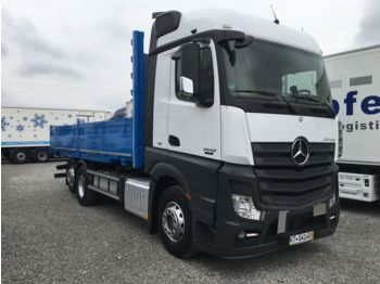 Pritsche LKW MERCEDES-BENZ Actros 2542 E6 Blue Efficiency POWER 6x2 Super stan !