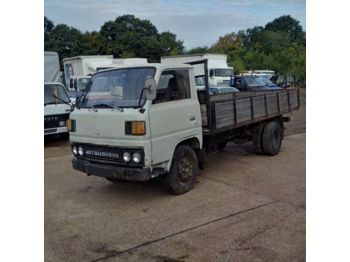 MITSUBISHI Canter left hand drive FE110 2.7 D 24V 6 tyres - Pritsche LKW