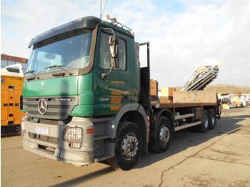 Pritsche LKW Mercedes Actros 3241