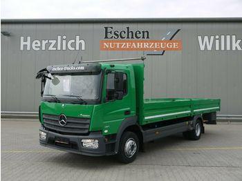 Pritsche LKW Mercedes-Benz 1221 Atego Pritsche*3 Sitze*AHK*EUR6*Automatik
