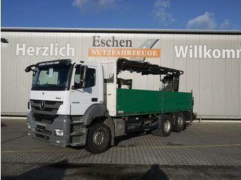 Pritsche LKW Mercedes-Benz 2536 L Axor, Atlas 165.2 V-A12, Lift/Lenk, EUR5