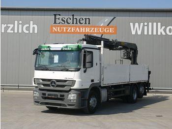 Pritsche LKW Mercedes-Benz 2541 L, MP3, 6x2,Lift/Lenk, Palfinger PK 18001 L