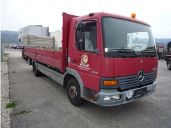 Mercedes-Benz  917 Atego Baggertransport  - Pritsche LKW