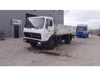 Mercedes-Benz SK 1213 (6 CYLINDER WITH MANUAL / FULL STEEL SUSPENSION) - Pritsche LKW