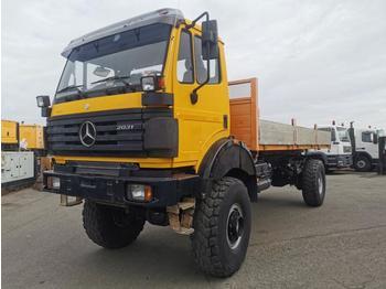 Pritsche LKW Mercedes SK 2031