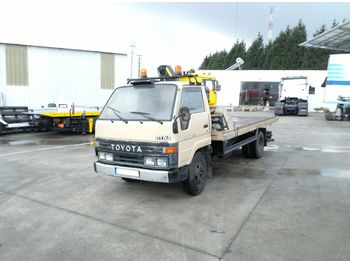 Pritsche LKW TOYOTA Dyna 250 left hand drive 11B 3.0 Diesel recovery