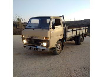 Pritsche LKW TOYOTA Dyna BU30 / 300 left hand drive 3.0D on 6 studs dropside