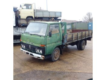 TOYOTA Dyna BU30 Left hand drive QRDHT-50 3.0D 5 ton - Pritsche LKW
