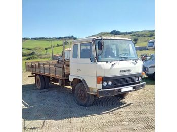 Pritsche LKW TOYOTA HINO FD174L left hand drive 6 cylinder 10 ton