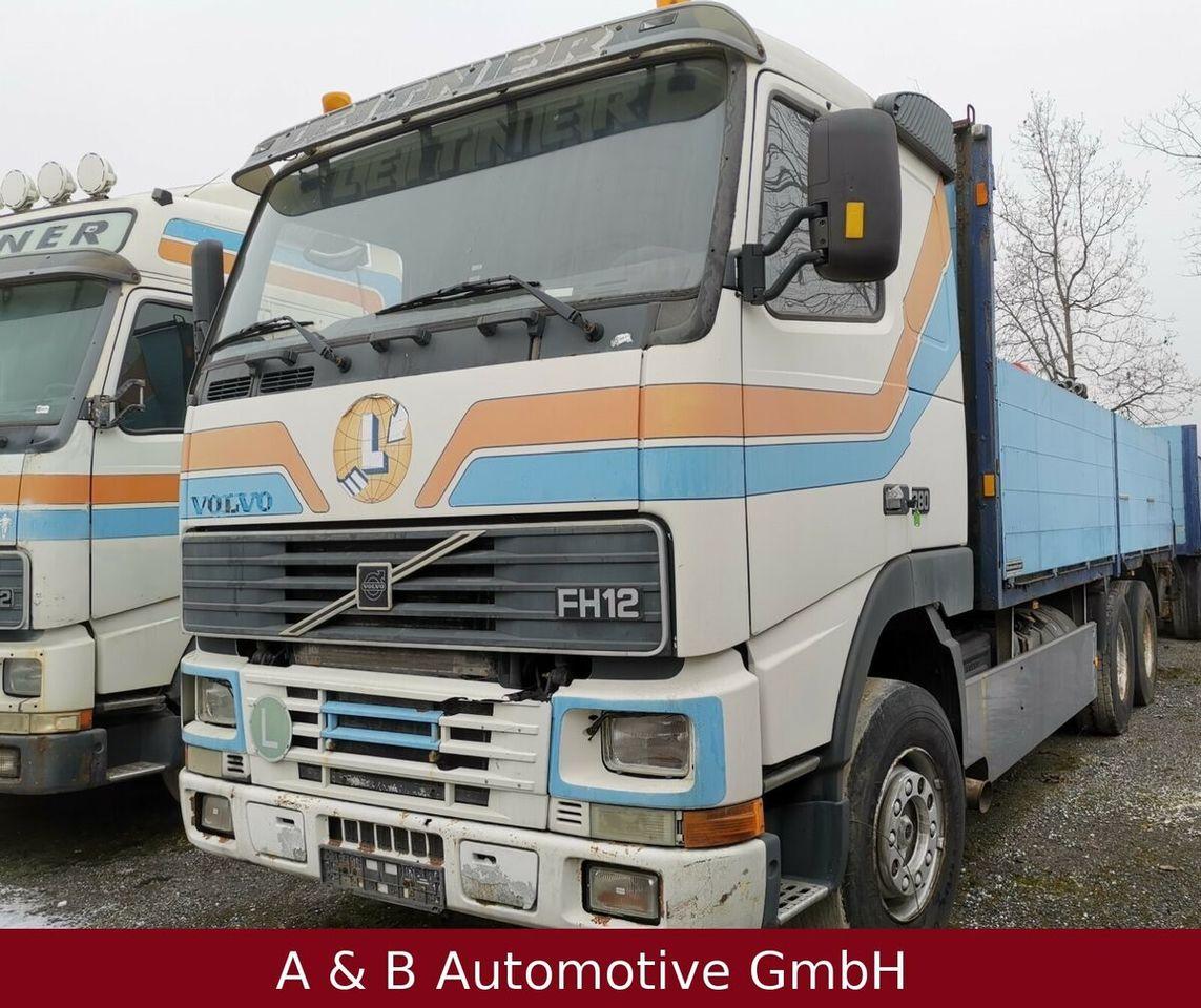 Pritsche LKW Volvo FH380 6x2 without crane