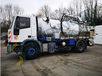 Iveco Eurotech - Tank LKW