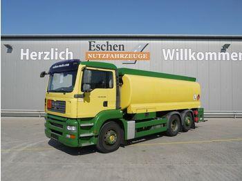 Tank LKW MAN TGA 26.320 6x2 Lindner & Fischer A3, Oben/Unten
