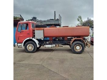 MERCEDES-BENZ 1613 left hand drive 6 cylinder 7000 litres WATER - Tank LKW
