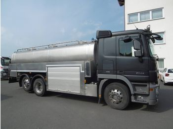 Tank LKW MERCEDES-BENZ 2544 Actros MP III