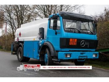Tank LKW Mercedes-Benz 1422 Tankaufbau Willig 10,5m³