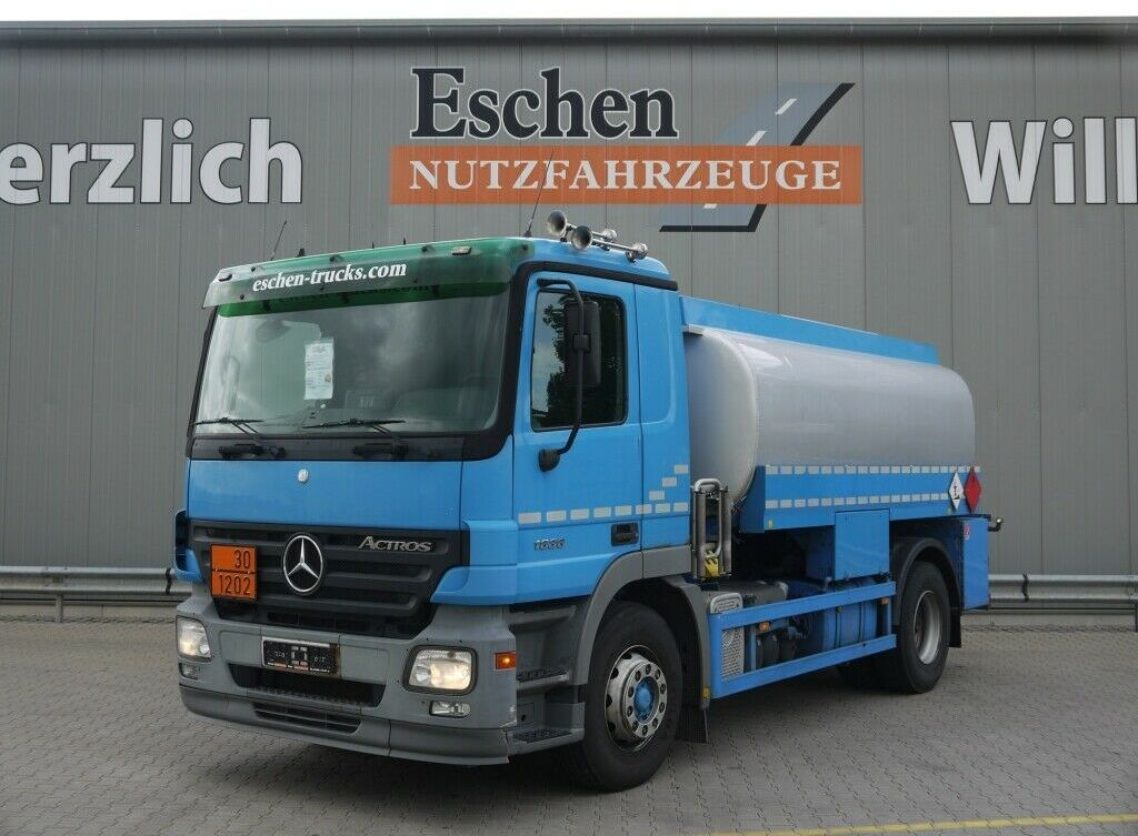 Tank LKW Mercedes-Benz 1836 Actros A3, Esterer, Oben- / Unten, Klima