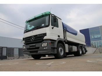 Tank LKW Mercedes-Benz ACTROS 2636 MP2 + TANK STOKOTA 18.000 L (5 comp.)