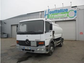 Tank LKW Mercedes-Benz Atego 1317 - tank 9000 liters