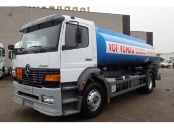 Tank LKW Mercedes-Benz Atego 1828 + Manual + counters + Tank 13000 L