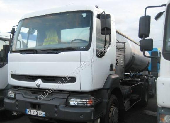 Tank LKW Renault Kerax 270
