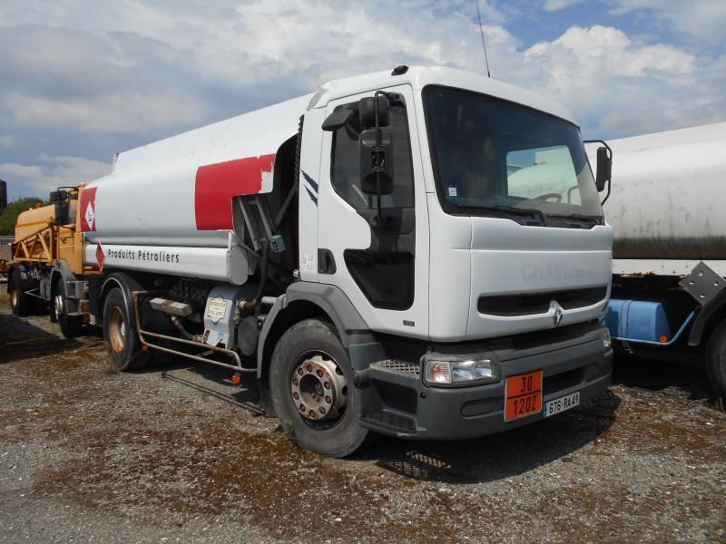 Tank LKW Renault Premium 300