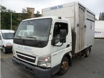 MITSUBISHI CANTER 3 C15 - Tiertransporter LKW