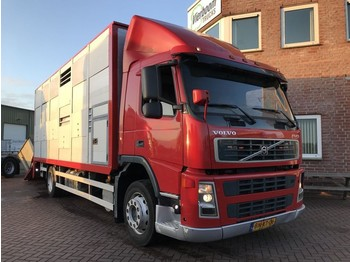 Volvo FM9-260 MANUAL GEARBOX LIVESTOCK NEW TECHNICAL CHECK HOLLAND TRUCK!!!!!! - Tiertransporter LKW