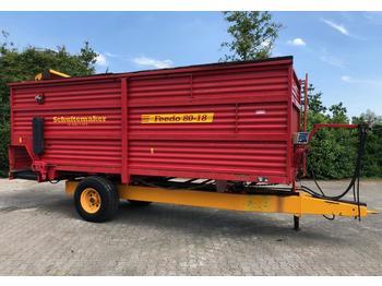 Futtermischwagen Schuitemaker Feedo 80-18