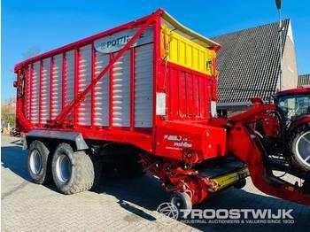 Ladewagen Pöttinger Jumbo 6010 D combi