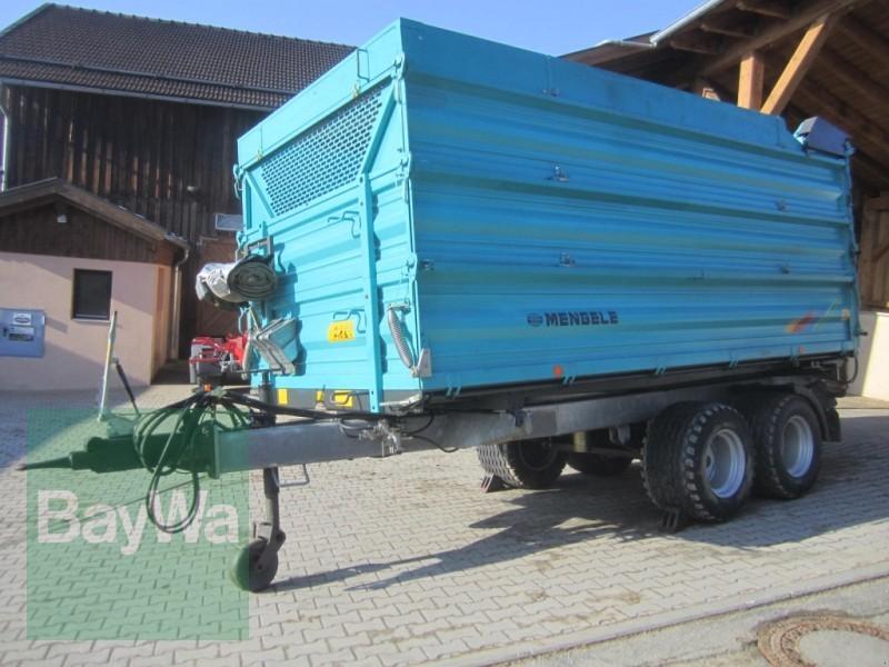 Berühmt Mengele 8 Tonnen Landwirtschaftlicher Kipper gebraucht kaufen &OV_01