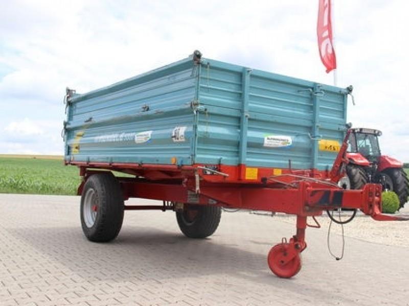 Top Mengele EDK 6000 Landwirtschaftlicher Kipper gebraucht kaufen #GL_97