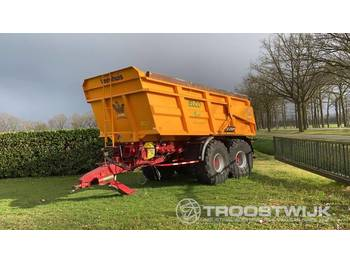 Landwirtschaftlicher Kipper Veenhuis JVZK 22000