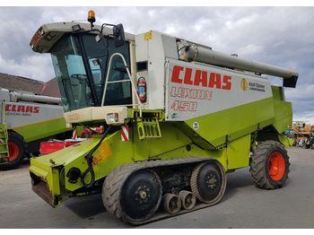 Mähdrescher Claas LEXION 450 4X4 TERRA TRAC