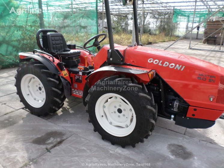 Mini Traktor Goldoni MAXTER 60SN