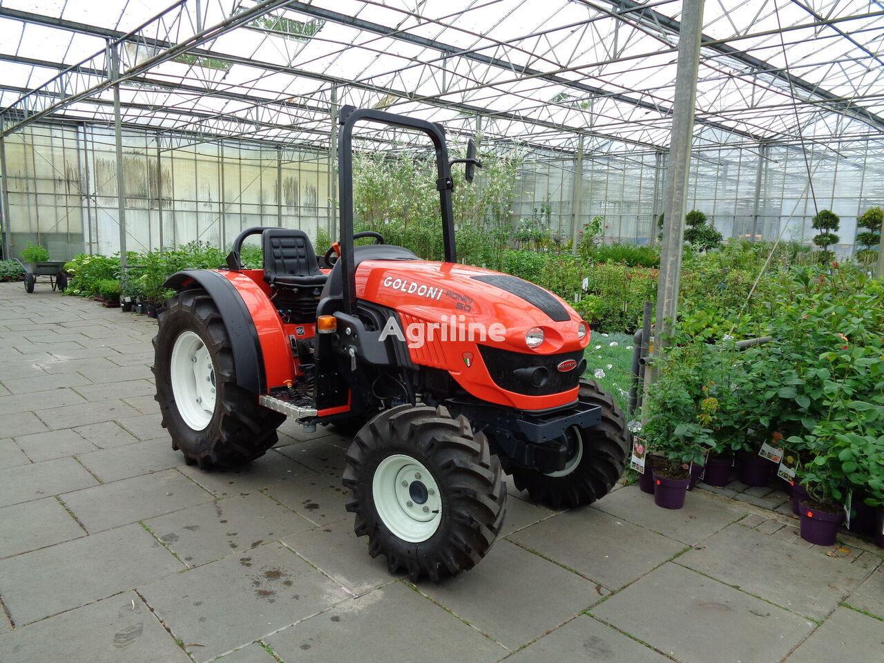 Mini Traktor Goldoni ronin 50