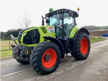 CLAAS AXION 830 - Radtraktor