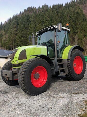 Radtraktor CLAAS Ares 657 ATZ *3000H*