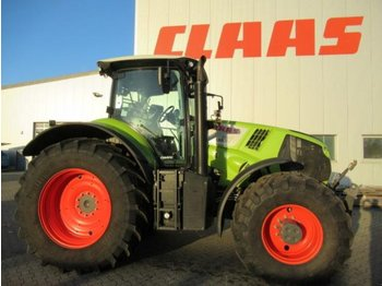 Radtraktor CLAAS Axion 830
