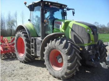 CLAAS axion 800 cis - Radtraktor