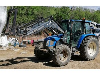 NEW HOLLAND TL100A - Radtraktor