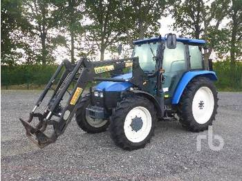 Radtraktor NEW HOLLAND TL90
