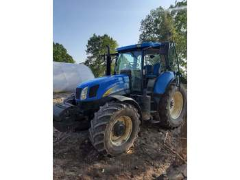 Radtraktor New Holland T6080