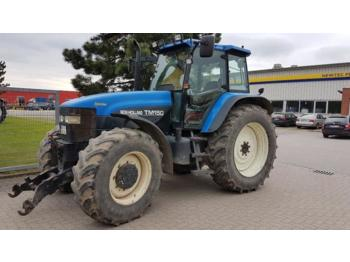 New Holland TM 150 ALLRAD - Radtraktor