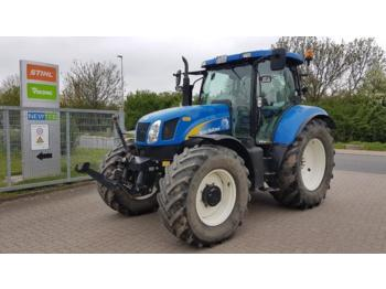 New Holland T 6070 ELITE - Radtraktor