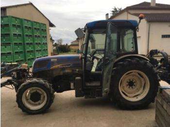 New Holland t 4060 f - Radtraktor