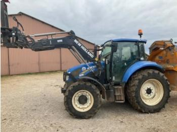 New Holland t 5.95 + chargeur - Radtraktor